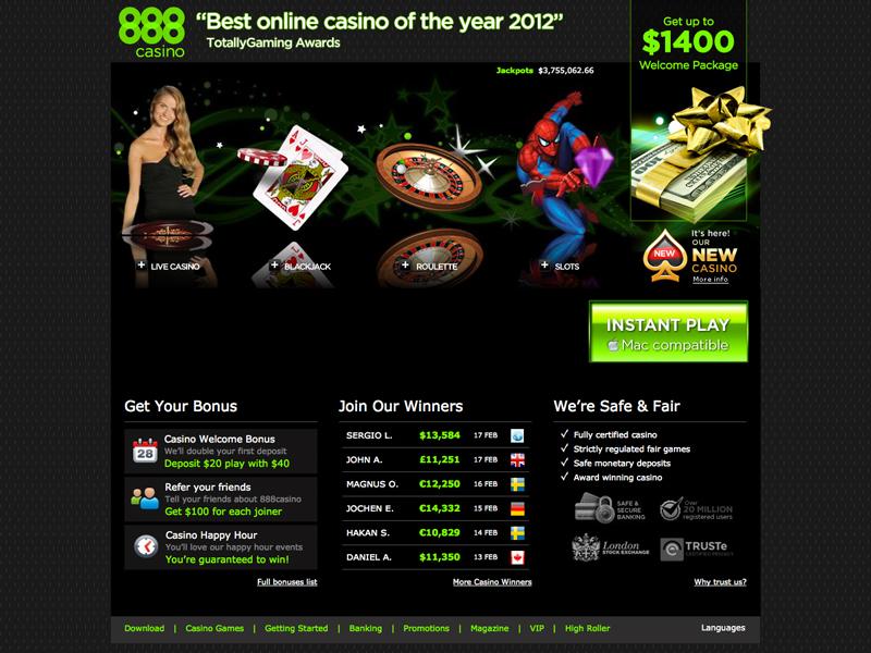 888 casino bad reviews
