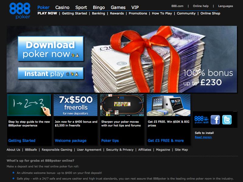 888 poker net